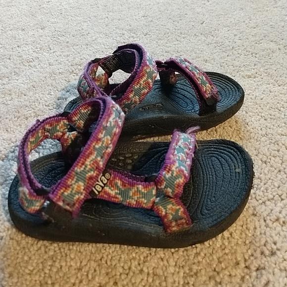 Teva Shoes | Teva Baby Sandals | Poshmark